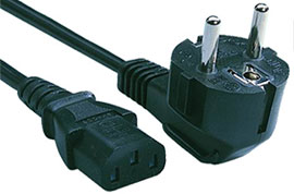 European Power Cords