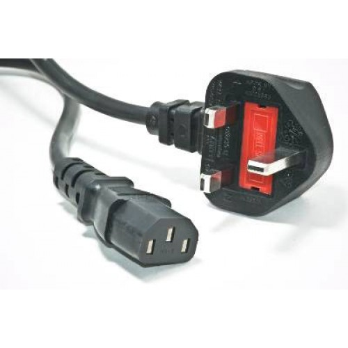 UK Power Cord (Euro)